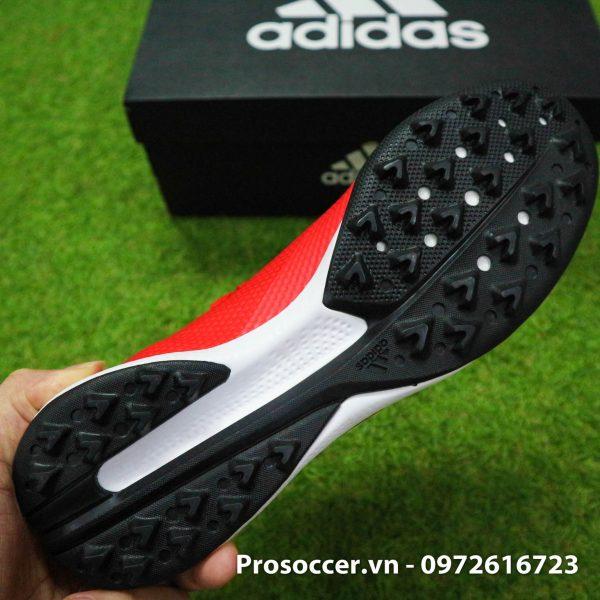 Giay bong da chinh hang Adidas X18.3 TF mau do Exhibit Pack (1)