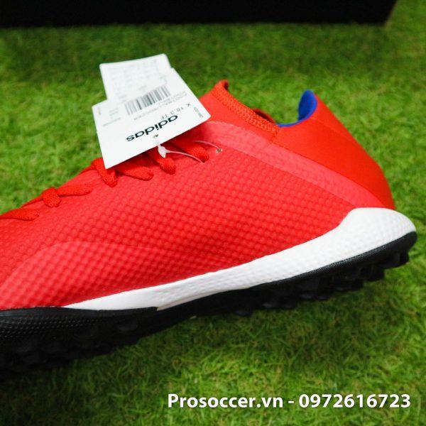 Giay bong da chinh hang Adidas X18.3 TF mau do Exhibit Pack (10)