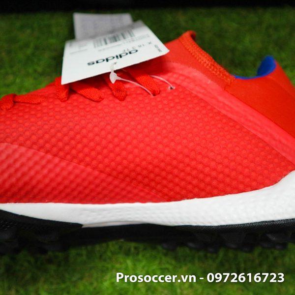 Giay bong da chinh hang Adidas X18.3 TF mau do Exhibit Pack (5)