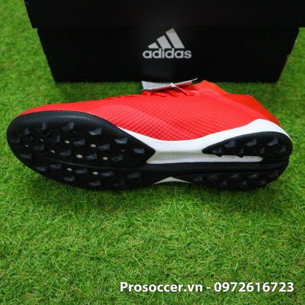 Giay bong da chinh hang Adidas X18.3 TF mau do Exhibit Pack (6)