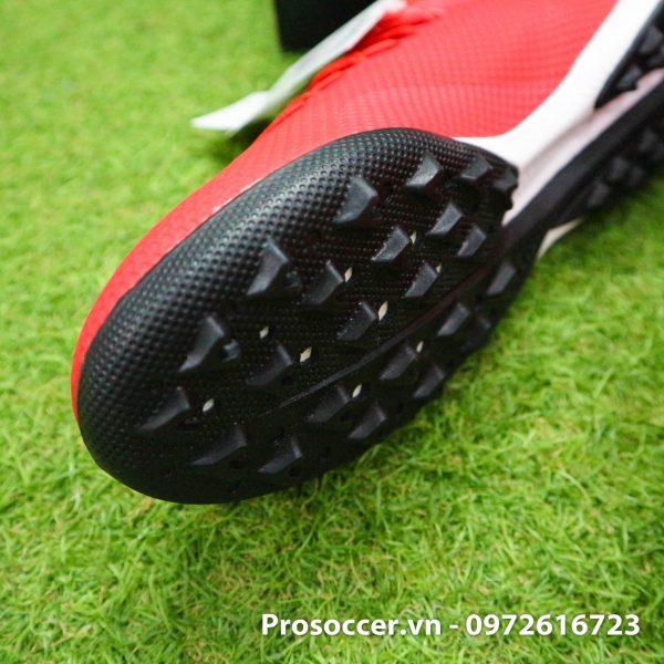 Giay bong da chinh hang Adidas X18.3 TF mau do Exhibit Pack (8)