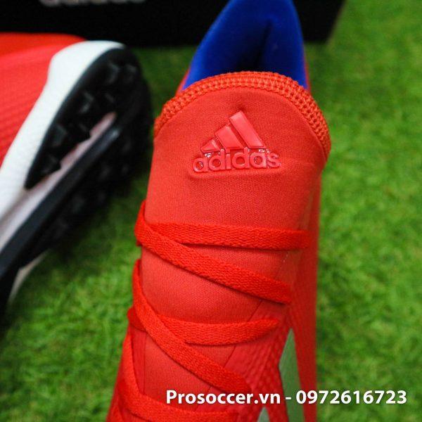 Giay bong da chinh hang Adidas X18.3 TF mau do Exhibit Pack (9)