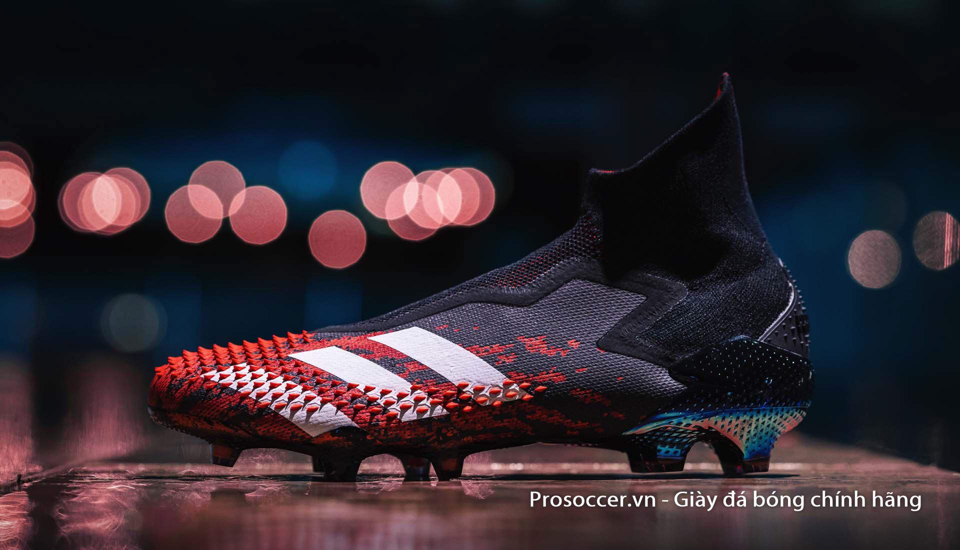 Năm 2020 đánh dấu sự thay đổi lớn về thiết kế và chất liệu của Adidas Predator 20+ không dây