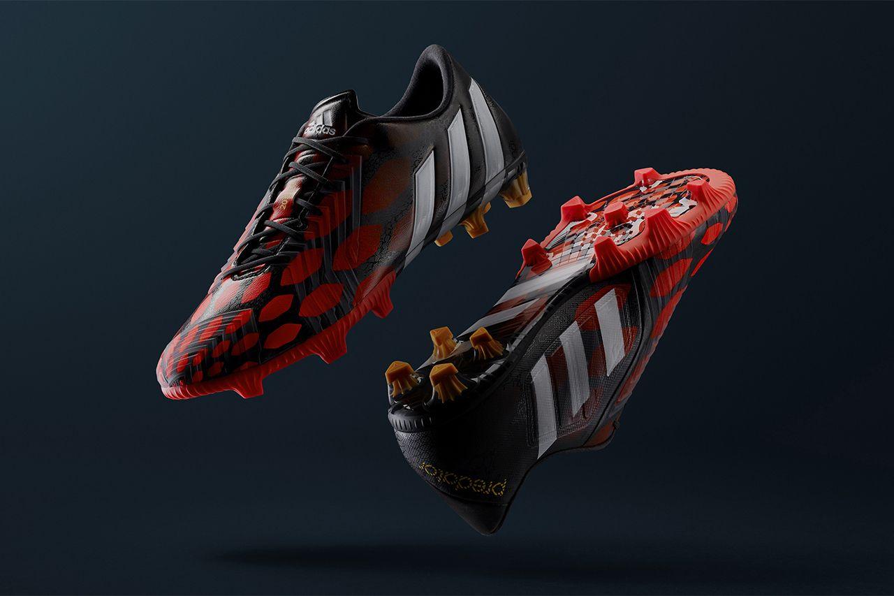 Giày Adidas Predator Instinct được ra mắt vào năm 2014