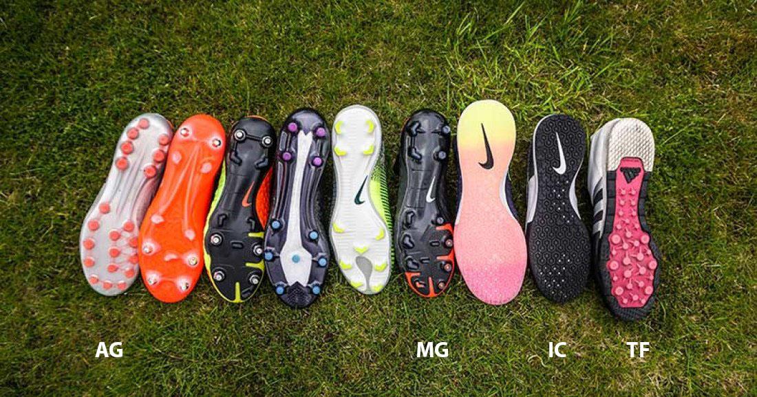 Lựa chọn đinh giày đá bóng sân cỏ nhân tạo phù hợp sẽ giúp bạn chơi bóng tốt hơn