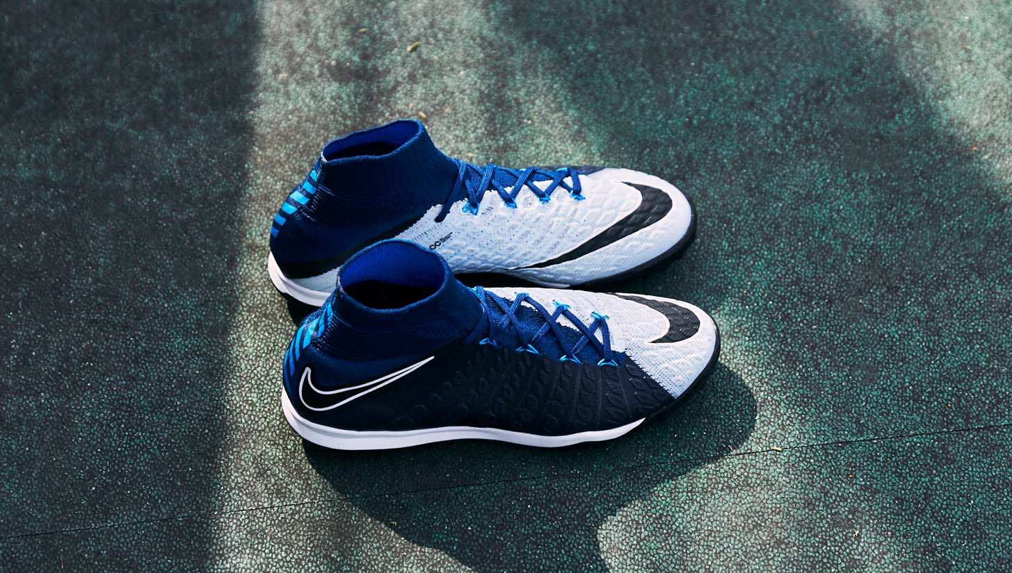 Giày Nike Hypervenom cao cổ phiên bản sân cỏ nhân tạo
