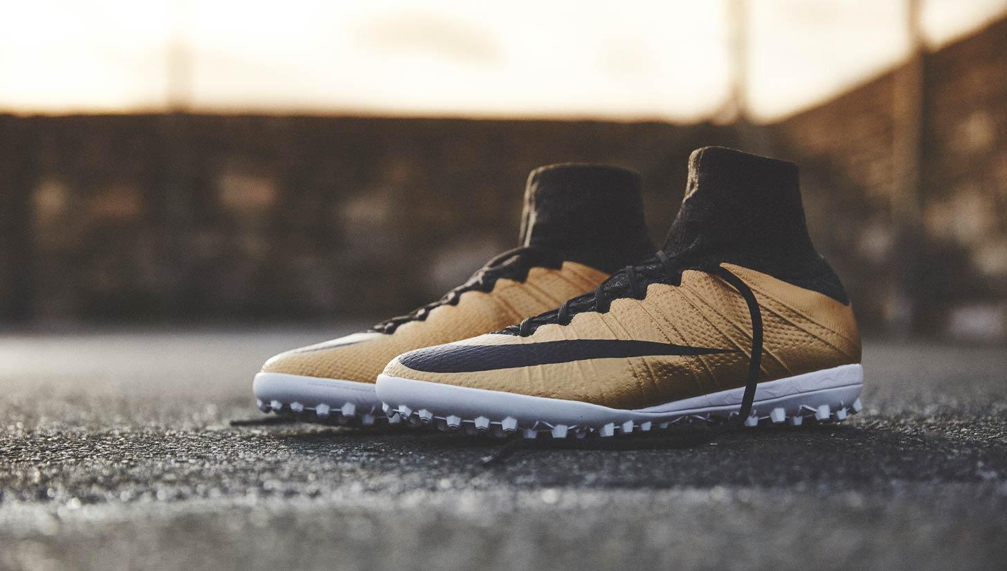 Giày bóng đá Nike cao cổ sân cỏ nhân tạo Mercurial Superfly