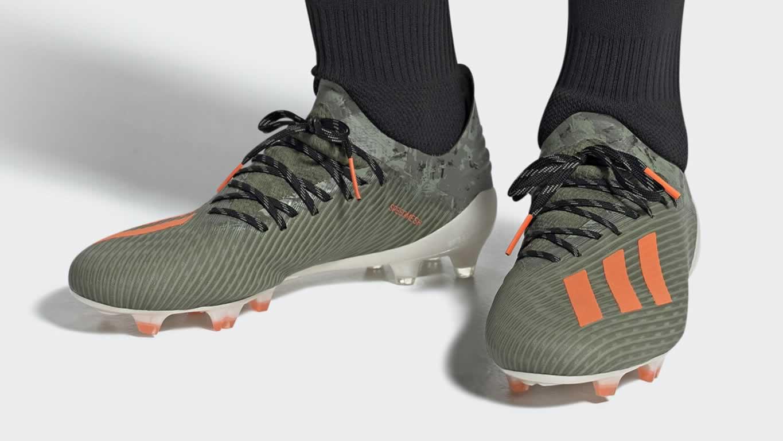 Giày bóng đá Adidas X19.1 FG với trọng lượng siêu nhẹ và chất liệu da vải mềm mại