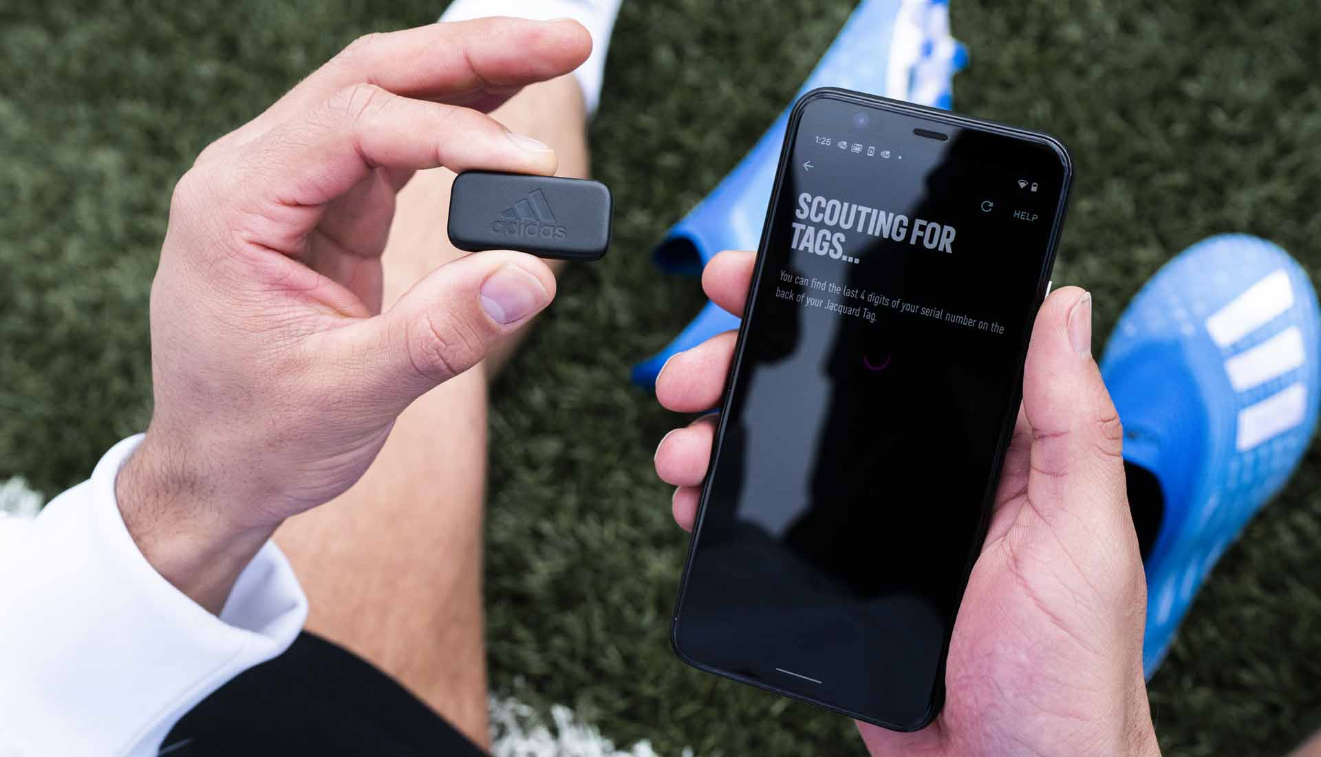 Chip GMR sẽ lưu lại các thông số kỹ thuật chơi bóng của bạn