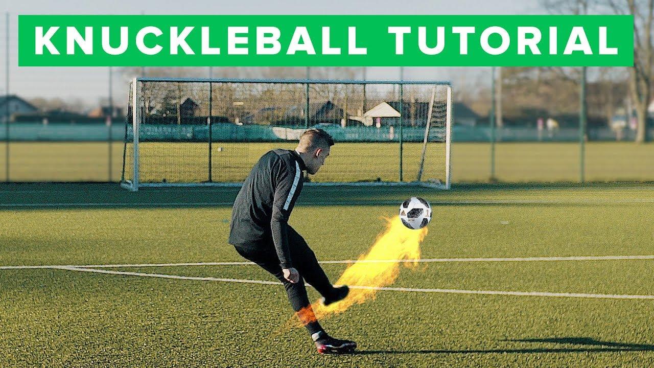 Hướng dẫn sút phạt Knuckleball giống như Ronaldo CR7