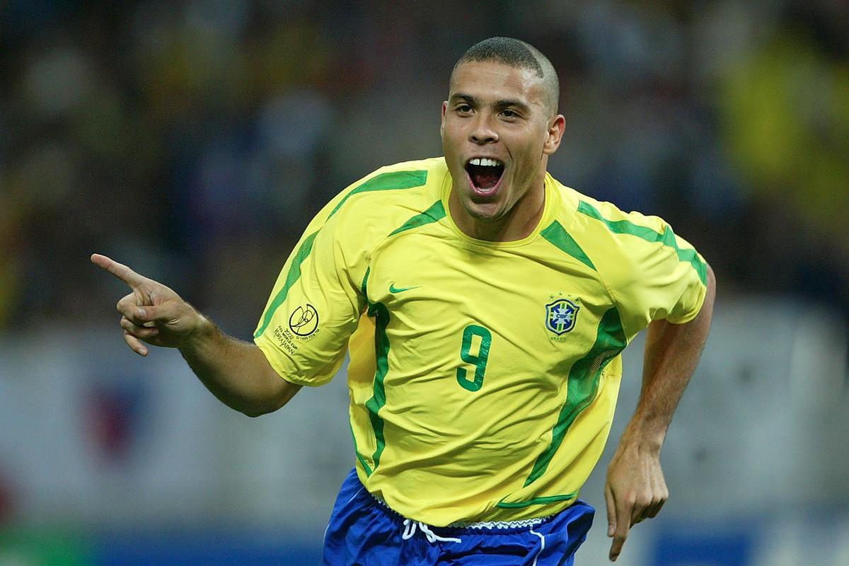 Người ngoài hành tinh Ronaldode Lima chắc chắn là một huyền thoại mang đến nhiều cảm xúc cho người hâm mộ