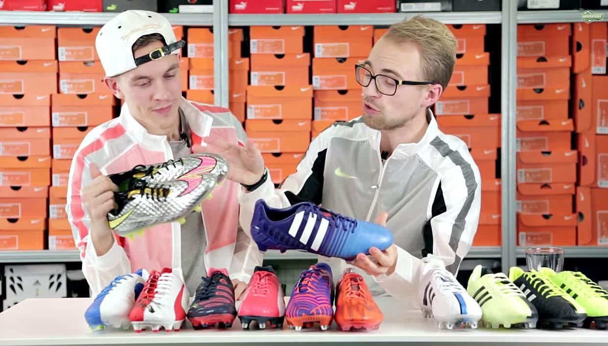 Chọn mua giày đá banh tại Prosoccer