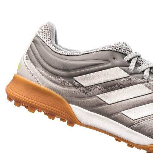 Adidas Copa 20.3 TF Encryption - Grey TwoSilver MetallicGrey Three (4)