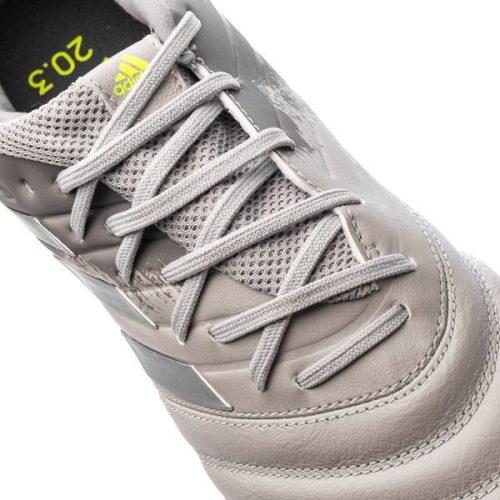 Adidas Copa 20.3 TF Encryption - Grey TwoSilver MetallicGrey Three (6)