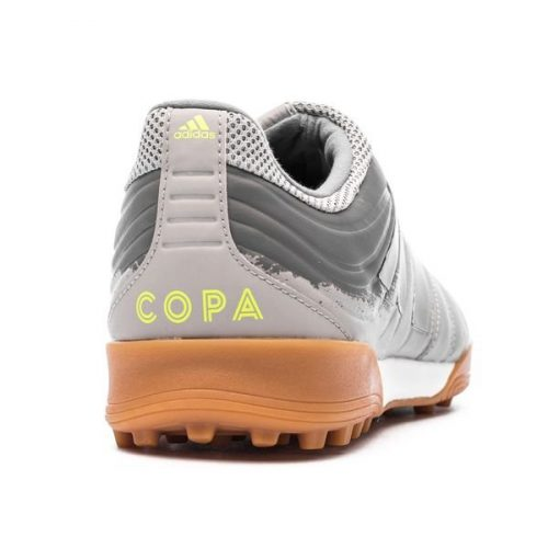 Adidas Copa 20.3 TF Encryption - Grey TwoSilver MetallicGrey Three (8)