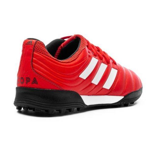 Adidas Copa 20.3 TF Mutator - Action RedFootwear WhiteCore Black (8)