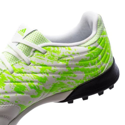 Adidas Copa 20.3 TF Uniforia - Footwear WhiteCore BlackSignal Green (3)