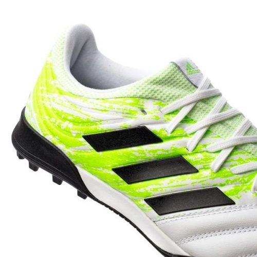 Adidas Copa 20.3 TF Uniforia - Footwear WhiteCore BlackSignal Green (4)