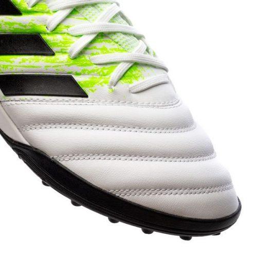 Adidas Copa 20.3 TF Uniforia - Footwear WhiteCore BlackSignal Green (6)