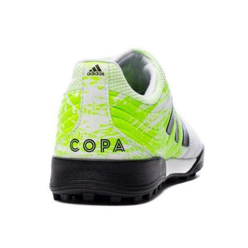 Adidas Copa 20.3 TF Uniforia - Footwear WhiteCore BlackSignal Green (7)
