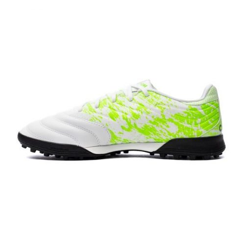 Adidas Copa 20.3 TF Uniforia - Footwear WhiteCore BlackSignal Green (8)