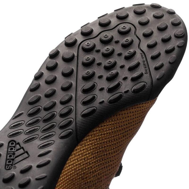 Adidas Kids X Tango 17.3 TF – Tactile Gold MetallicCore BlackSolar Red (4)