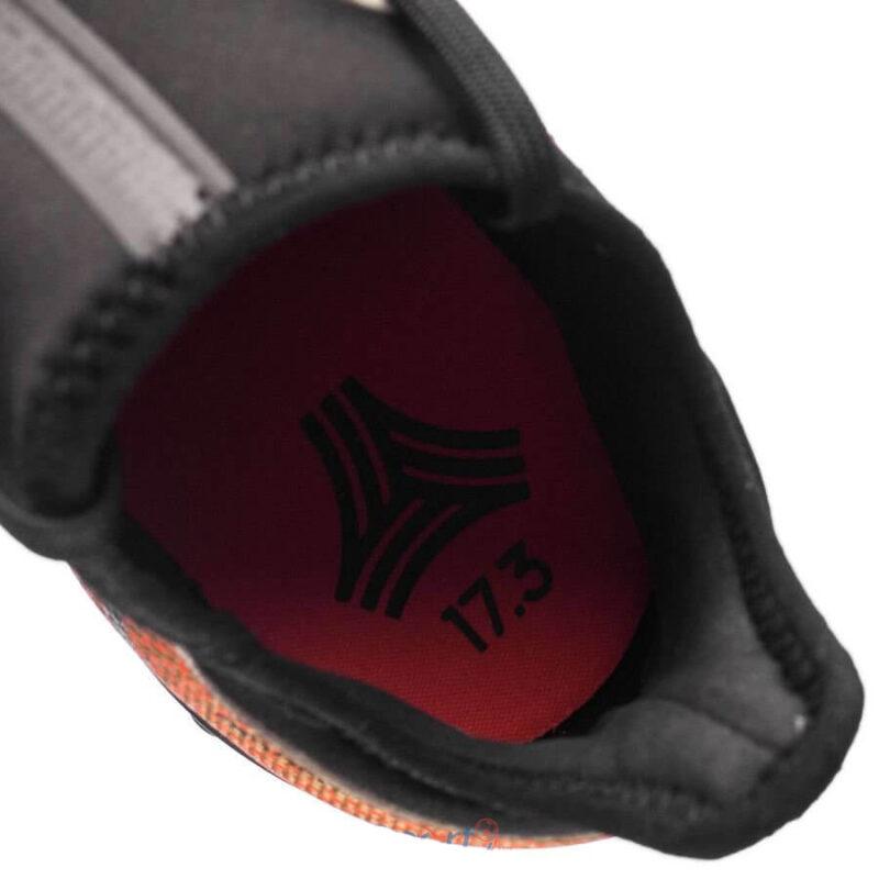 Adidas Kids X Tango 17.3 TF – Tactile Gold MetallicCore BlackSolar Red (6)