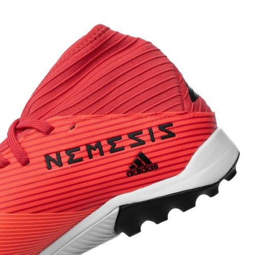 Adidas Nemeziz 19.3 TF Inflight - Signal CoralCore BlackGlory Red (3)