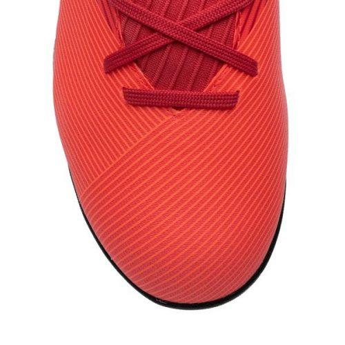 Adidas Nemeziz 19.3 TF Inflight - Signal CoralCore BlackGlory Red (7)