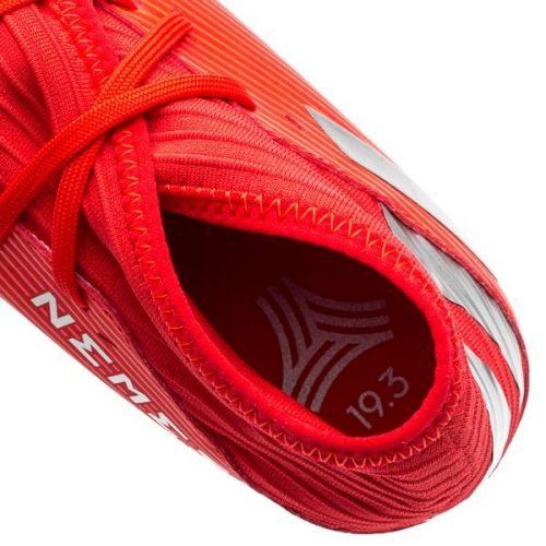 Adidas Nemeziz Tango 19.3 TF 302 Redirect - Action RedSilver Metallic Kids (2)