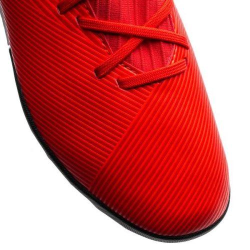 Adidas Nemeziz Tango 19.3 TF 302 Redirect - Action RedSilver Metallic Kids (7)