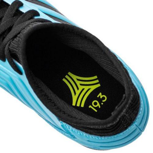 Adidas Predator 19.3 TF Hard Wired - Bright CyanCore Black Kids (2)