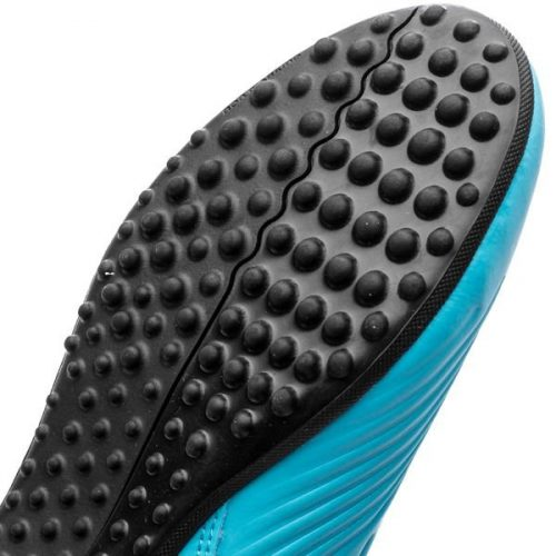 Adidas Predator 19.3 TF Hard Wired - Bright CyanCore Black Kids (5)