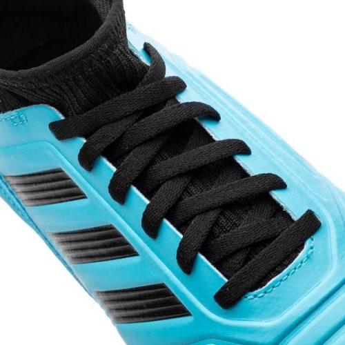 Adidas Predator 19.3 TF Hard Wired - Bright CyanCore Black Kids (6)