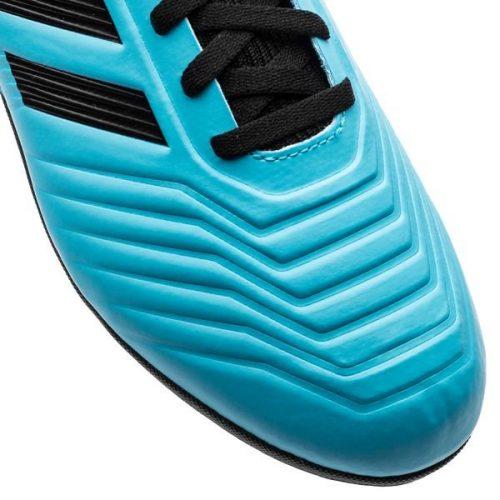 Adidas Predator 19.3 TF Hard Wired - Bright CyanCore Black Kids (7)