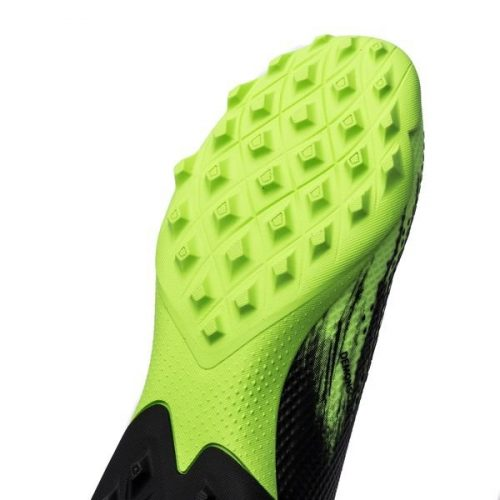 Adidas Predator 20.3 Low TF Precision To Blur - Signal GreenFootwear WhiteCore Black (2)