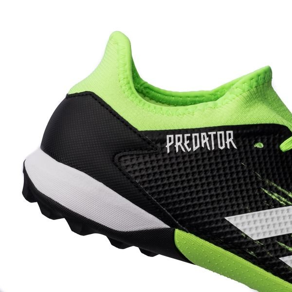 Adidas Predator 20.3 Low TF Precision To Blur - Signal GreenFootwear WhiteCore Black (4)