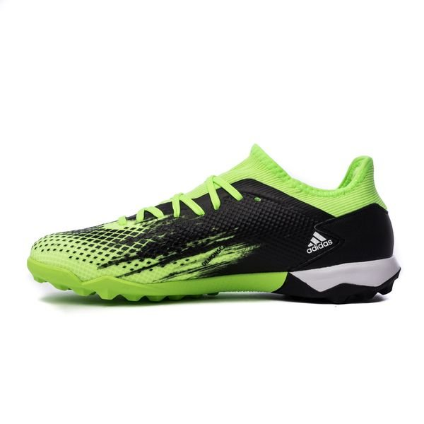 Adidas Predator 20.3 Low TF Precision To Blur - Signal GreenFootwear WhiteCore Black (8)