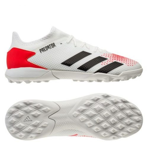 Adidas Predator 20.3 Low TF Uniforia - Footwear WhiteCore BlackPop (1)