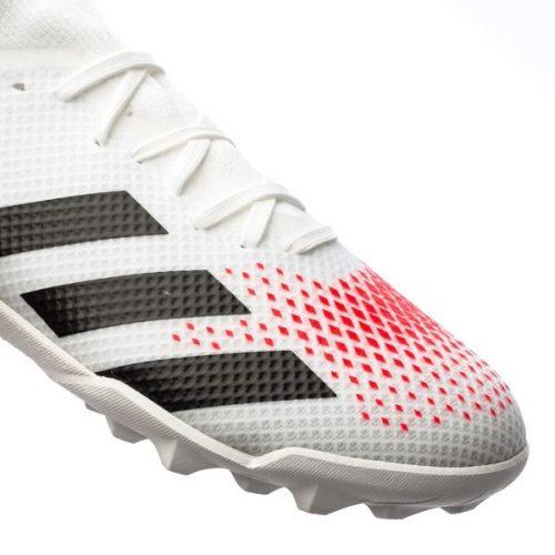 Adidas Predator 20.3 Low TF Uniforia - Footwear WhiteCore BlackPop (6)