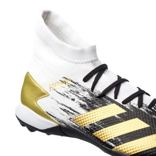Adidas Predator 20.3 TF Inflight - Footwear WhiteGold MetallicCore Black (4)