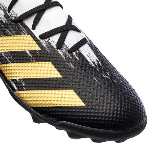 Adidas Predator 20.3 TF Inflight - Footwear WhiteGold MetallicCore Black (6)