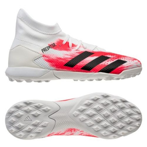 Adidas Predator 20.3 TF Uniforia - Footwear WhiteCore BlackPop (1)