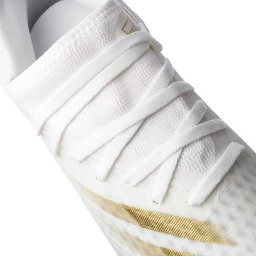 Adidas X Ghosted .3 TF Inflight - Footwear WhiteMetallic GoldCore Black (5)