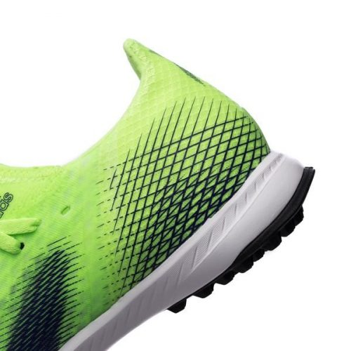 Adidas X Ghosted .3 TF Precision To Blur - Signal GreenEnergy Ink (3)