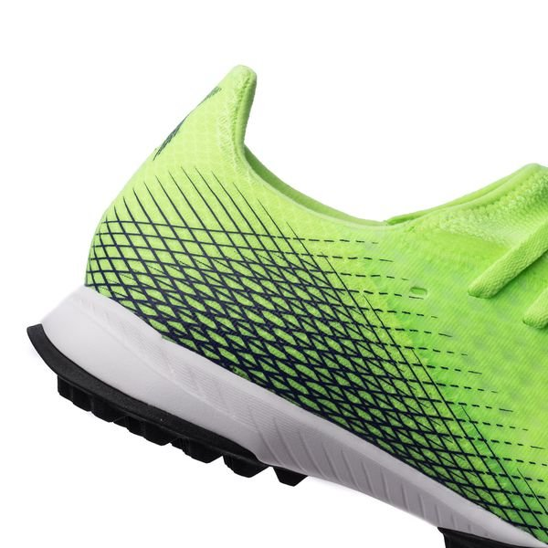 Adidas X Ghosted .3 TF Precision To Blur - Signal GreenEnergy Ink (4)