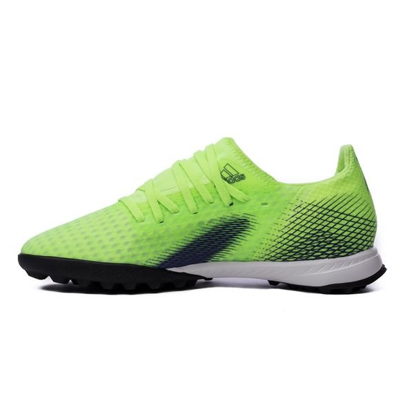 Adidas X Ghosted .3 TF Precision To Blur - Signal GreenEnergy Ink (8)