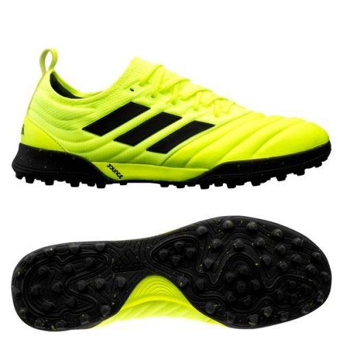 Adidas copa 19.1 tf xanh non chuoi vach den chinh hang da that (1)