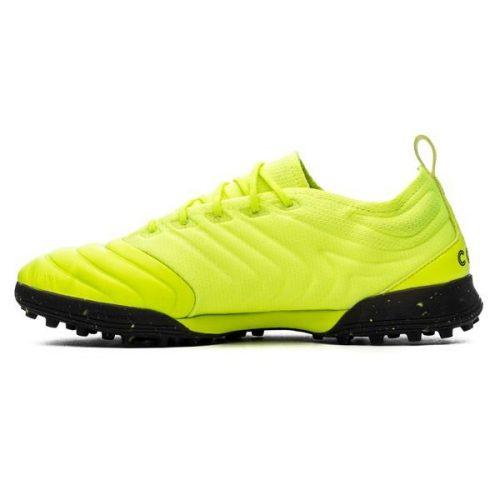 Adidas copa 19.1 tf xanh non chuoi vach den chinh hang da that (3)