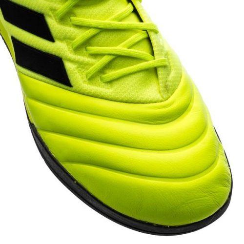 Adidas copa 19.1 tf xanh non chuoi vach den chinh hang da that (4)